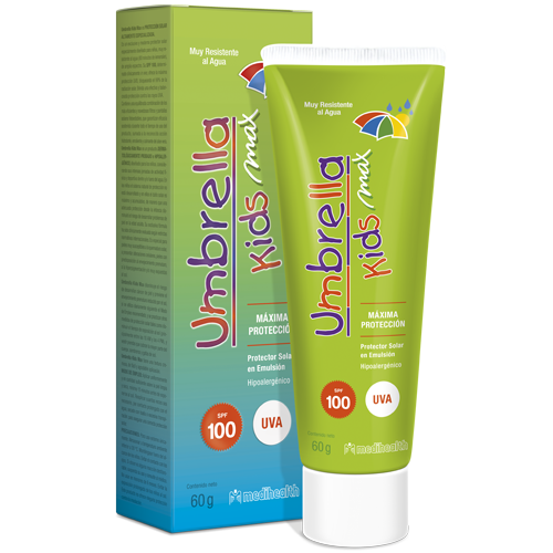 Umbrella Kids Max WP SPF 100 Pack